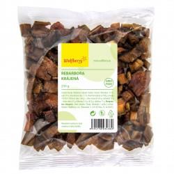 Rebarbora krájaná 250 g Wolfberry