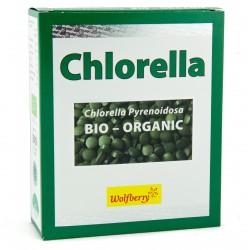 Chlorella BIO 90 g 450 tbl Wolfberry - doplněk stravy