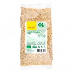 Ľanové semienko zlaté BIO 500 g Wolfberry