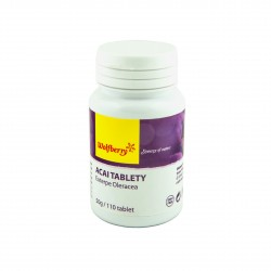 Acai tabletky 110 tabliet Wolfberry