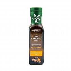 Kurkumový olej BIO 100 ml Wolfberry