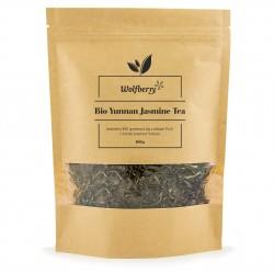 Jazmínový čaj Yunnan BIO 100 g Wolfberry