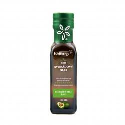 Avokádový olej BIO 100 ml Wolfberry