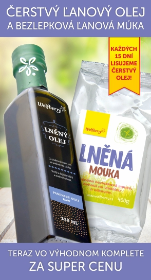Lanový olej a Lanová múka