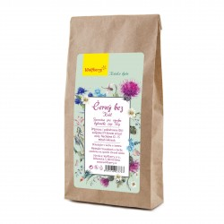 Baza čierna bylinný čaj 50 g Wolfberry
