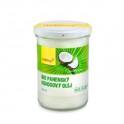 Kokosový olej BIO 400 ml Wolfberry