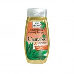 Regenerační vlasový šampon Cannabis 260 ml Bione Cosmetics