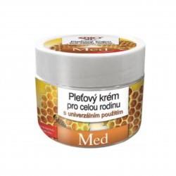 Pleťový krém pro celou rodinu s univerzálním použitím MED 260 ml Bione Cosmetics