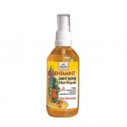 Dentamint ústní sprej med + propolis 115 ml Bione Cosmetics