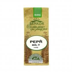 Pepř bílý celý BIO 35 g Benkor