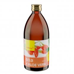 Goji + Aloe vera 500 ml Wolfberry