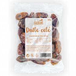Datle celé 100g Medium