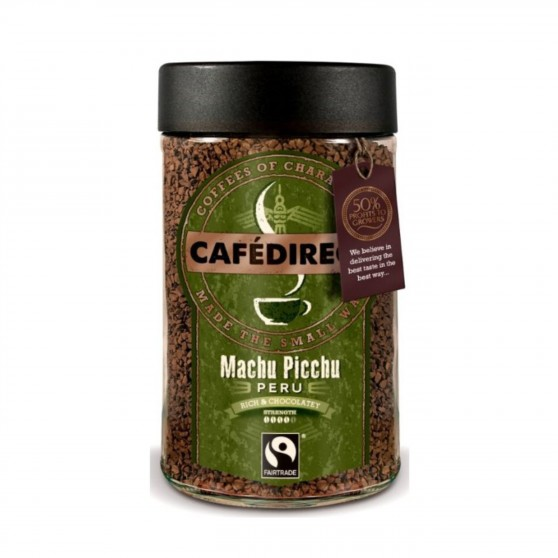 Instantní káva Machu Picchu 100 g Green Dream