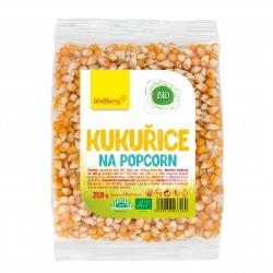 Kukurica na popcorn BIO 250 g Wolfberry