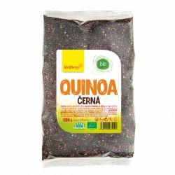 Quinoa čierna BIO 500 g Wolfberry