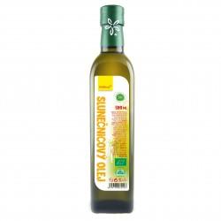 Slunečnicový olej BIO 500 ml Wolfberry