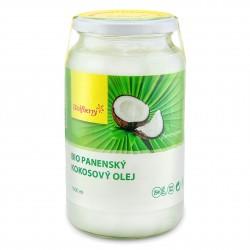 Kokosový olej BIO 1 l Wolfberry