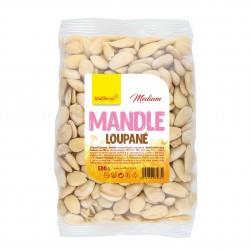 Mandle lúpané 500 g Medium