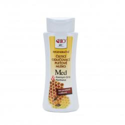 Čistící odličovací pleťové mléko Rakytník 255 ml Bione Cosmetics