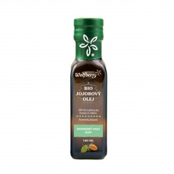 Jojobový olej BIO 100 ml Wolfberry