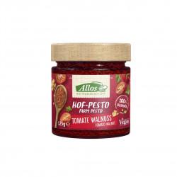 Pesto rajčata, vlašské ořechy BIO 125 g Allos