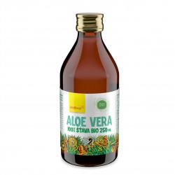Aloe vera šťáva 100% BIO 250 ml Wolfberry
