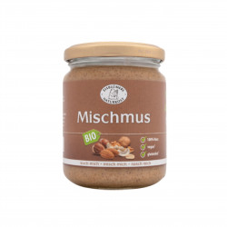 Krém z mixu pražených ořechů BIO 250 g Eisblumerl
