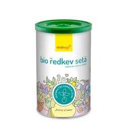 Reďkev BIO semienka na klíčenie 200 g Wolfberry