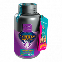 AV CARTILAN Base K2+D3 Topvet