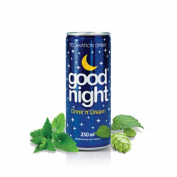 Good Night Drink 250 ml Good Night