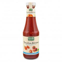 Kečup bez cukru s Agáve sirupem BIO 500 ml Byodo