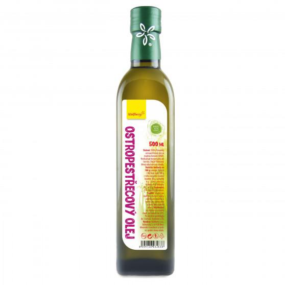 Pestrecový olej 500 ml Wolfberry