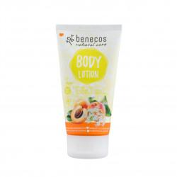 Tělové mléko meruňka a bezinkový květ 150 ml Benecos