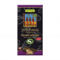 Čokoláda horká 70% BIO 80 g Rapunzel