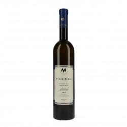 Pinot blanc víno pozdní sběr suché 2017 BIO 0,75l vinařství Marcinčák