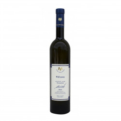 Pálava víno výběr z hroznů polosladké 2016 BIO 0,75l vinařství Marcinčák