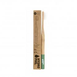 Bambusový zubní kartáček - zelený Hydro Phil