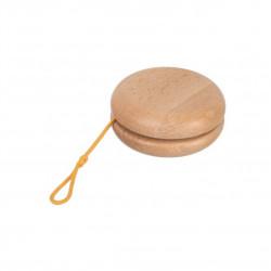 Dřevěné JoJo 7,5 cm Čisté Dřevo