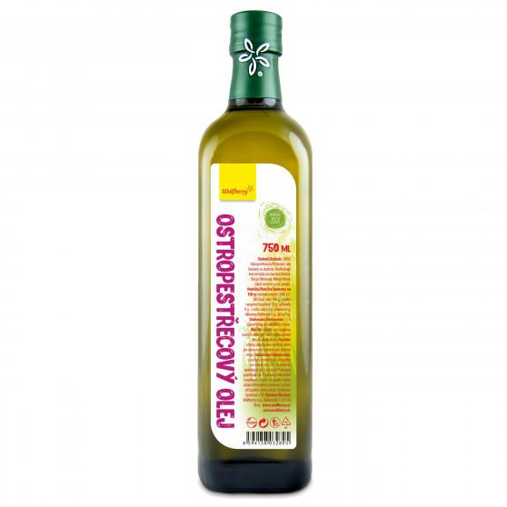 Pestrecový olej 750 ml Wolfberry