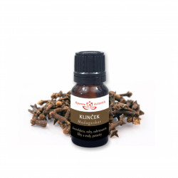 Hřebíček 100% esenciální olej 10 ml Altevita