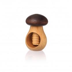 Louskáček na ořechy - houba Čisté Dřevo