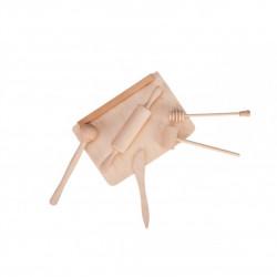 Dřevěné kuchyňské náčiní pro děti Čisté Dřevo