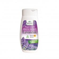 Regenerační vlasový šampon levandule 260 ml Bione Cosmetics