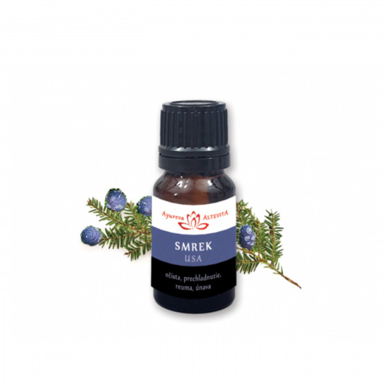 Smrk 100% esenciální olej 10 ml Altevita