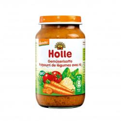 Dětská výživa Zeleninové rizoto BIO 220 g Holle
