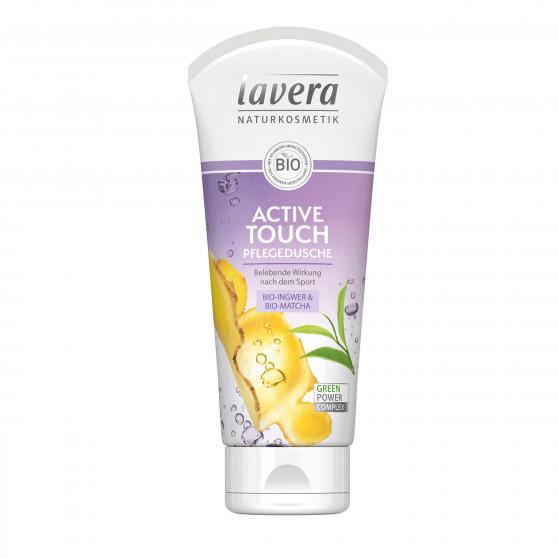 Sprchový gel Active Touch 200 ml Lavera