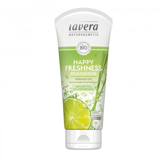 Sprchový gel Happy Freshness 200 ml Lavera