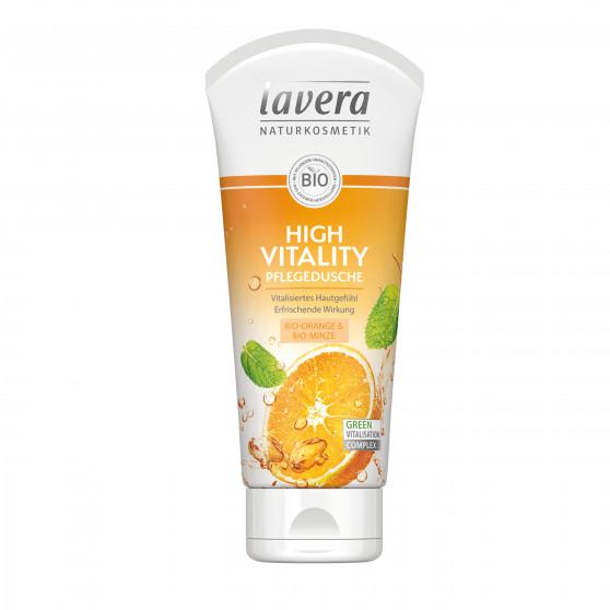 Sprchový gel High Vitality 200 ml Lavera