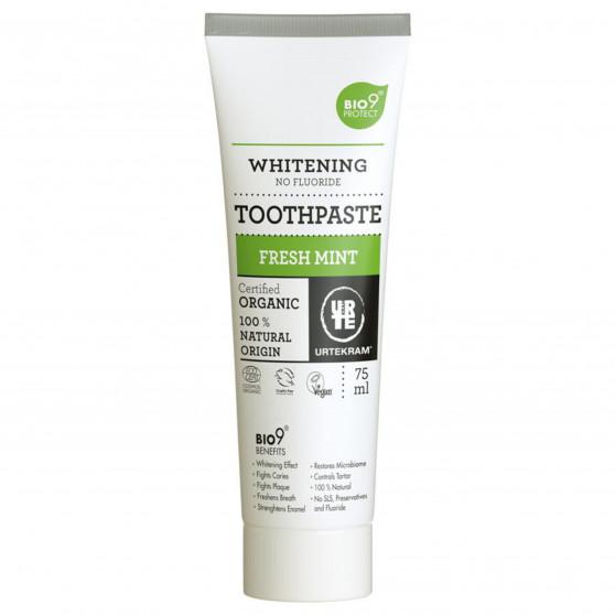 Zubní pasta Fresh Mint 75 ml Urtekram