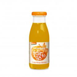 Šťáva Fair to go pomeranč-mango-maracuja BIO 0,25 l Voelkel